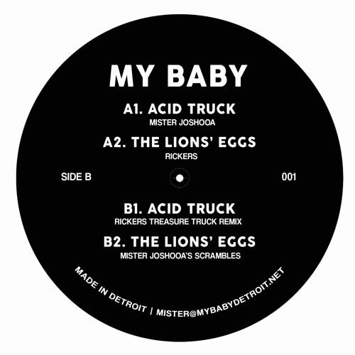 The Acid Truck EP