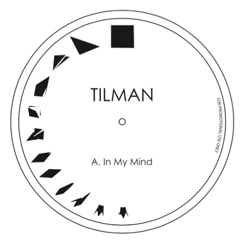 Tilman - In My Mind EP (FACES 1223)