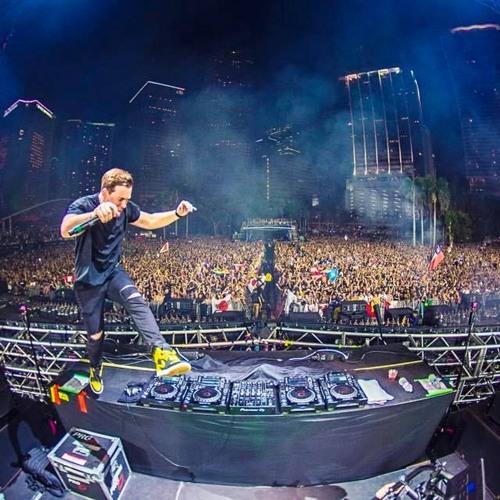 Hardwell - Live @ Ultra Music Festival 2018 (Miami) - 23 - 03 - 2018