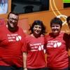 La Caminata Dona Sangre se convierte en un gran llamamiento a la solidaridad de la sociedad palmera