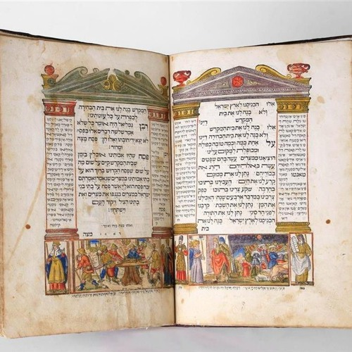Holy Madness Reads The Haggadah (Season 1, Episode 15)