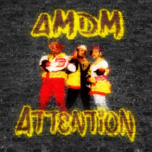 AMDM, Angel Manuel, Dean Masi - Attention (Original Mix)