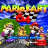 Mario Kart 64 - Starman [Recreation]