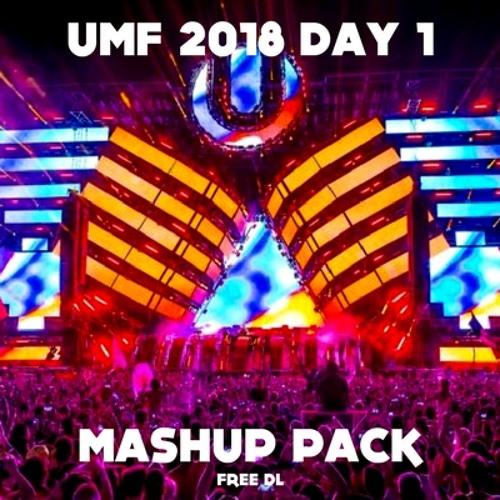 UMF 2018 Day 1 Mashup Pack [HARDWELL, AXWELL&INGROSSO, STEVE