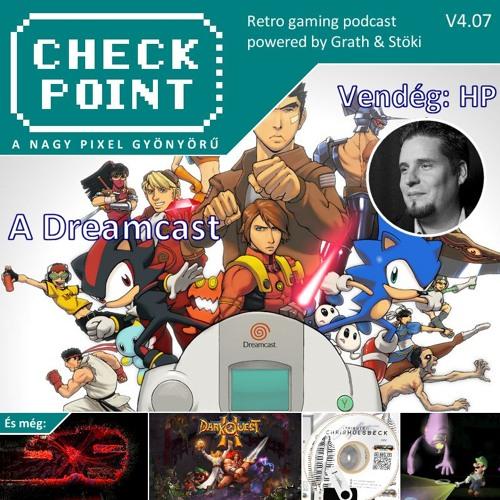 Checkpoint 4x07 - A Dreamcast