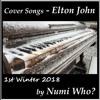 Rocket Man - Elton John (1972) - Inst 02 - Numi Who?
