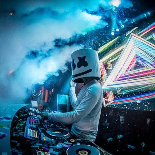Marshmello - Live @ Ultra Music Festival 2018 (Miami) - 24 - 03 - 2018