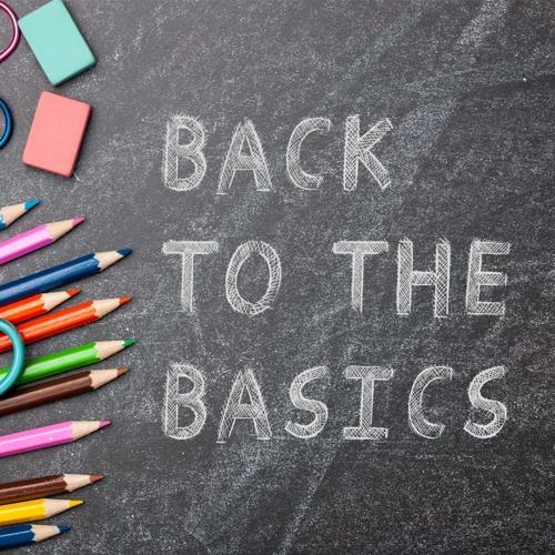 Back To The Basics Pt. 8