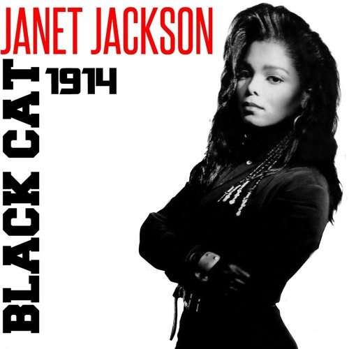 Janet Jackson Black Cat By Totps 80 S Free Listening On Soundcloud