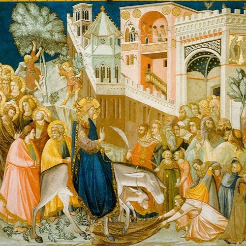 Special Podcast: Chanting of Palm Sunday Passion Narrative by Deacon Lavergne
