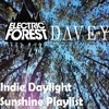 Electric Forest Indie Daylight Sunshine Playlist #EF2018Playlist