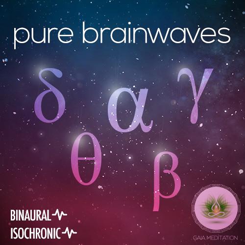 Theta Waves 7Hz Binaural Beats (1 Hour) ⬇FREE DL⬇ Pure