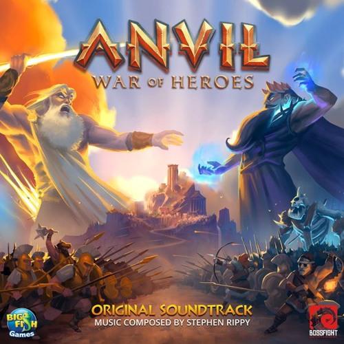 Anvil: War of Heroes Original Soundtrack