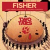 FISHER - Crowd Control (Two Tails Paw Print)