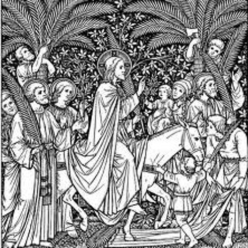 Palm Sunday of the Passion of the Lord, March 25, 2018