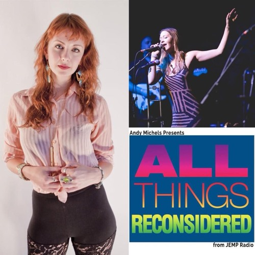 All Things Reconsidered Live 03/25/18 - Natalie Cressman