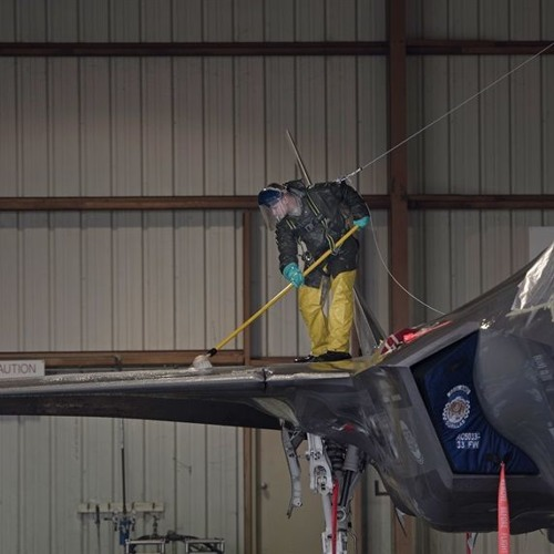 F-35: No Finish Line in Sight
