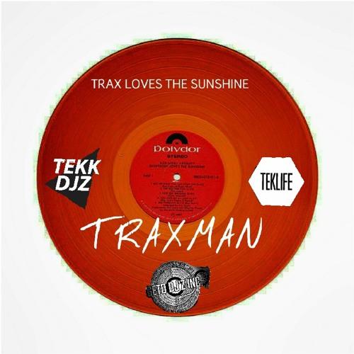 TRAX LOVE'S THE SUNSHINE - TRAXMAN