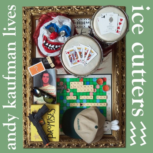Ice Cutters - Andy Kaufman Lives (Album, 2017) Mellow Alternative, Indie Folk, Classic Rock Music