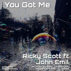 FREE DOWNLOAD You Got Me (Doppelstern's Redux Dub) by Ricky Scott ft John Emil