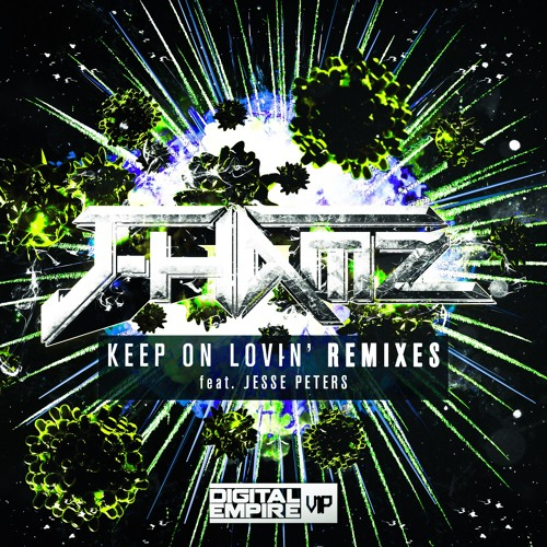 J-Hamz feat. Jesse Peters - Keep On Lovin' Remixes **BEATPORT #10 BIG ROOM & STAFF PICK**
