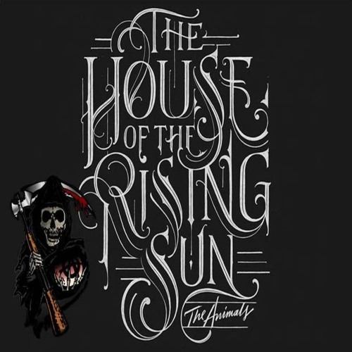 The Animals & The White Buffalo - House of the Rising Sun (Cover)