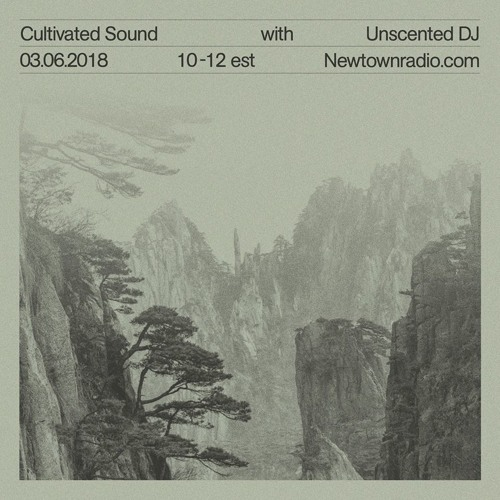 Cultivated Sound Newtown Radio 008: Unscented DJ + Residents