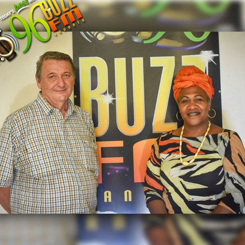 Kizzy Interview With  Alan Palmer (230318BUZZFM)