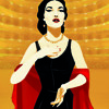 Maria Callas read by Our Lady J