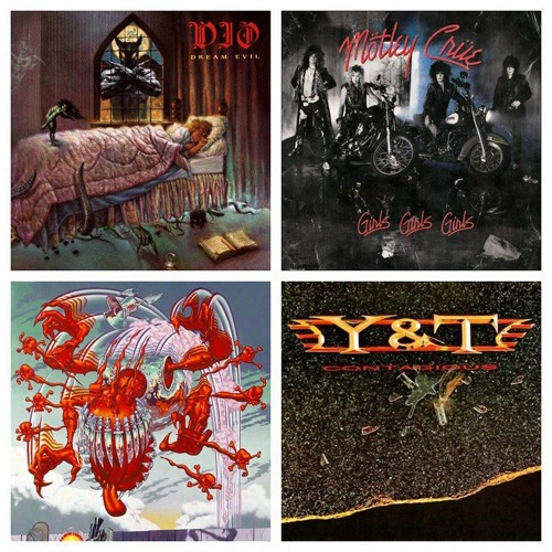 Ep 119: 1987 - The Greatest Year In Rock (Part 1)