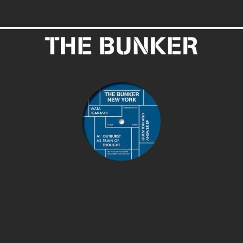 "Wata Igarashi ""Question and Answer"" EP (The Bunker New York 029)CLIPS"