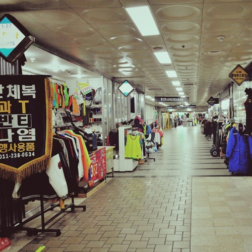 Euljro Underground Shopping Center: Seoul Urbanism on TBS eFM's Koreascape
