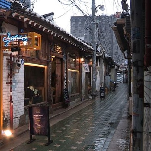 Ikseon-dong Hanok Village: Seoul Urbanism on TBS eFM's Koreascape