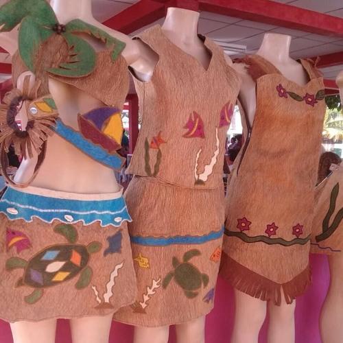 48. Fashion in Focus: Tuno Bark Cloth
