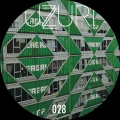 Uzuri 028 - MARK HAND- Cobwebs EP(feat Patrice Scott remix)