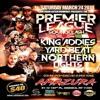 King Addies vs Yardbeat vs Northern Lights 3/18 NYC (Premier League) HECKLERS LINE REMASTER