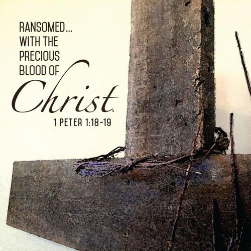 Lenten VI - Repentance and Forgiving (Vicar Colin Ford)