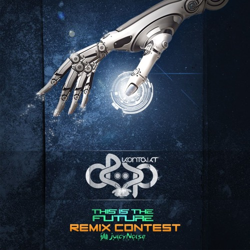 Deep Kontakt - This Is The Future (Breaks Mix)