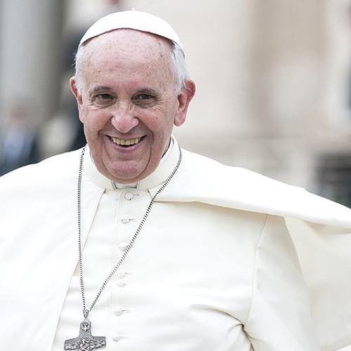 Abril 2018 - Rezar com o Papa Francisco - Responsáveis da economia