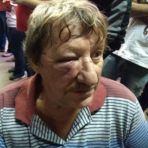 Padre, pacifista, militante: quem é Idalino Alflen, vítima do ódio no Paraná