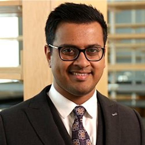 Amrit Chaudhuri of Mass Innovation Labs
