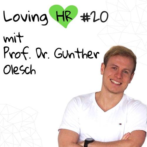 LHR #20: Über begeisterte HR Steering Partner mit Prof. Dr. Gunther Olesch (Phoenix Contact)