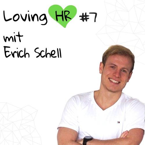 LHR #7: Active Sourcing mit Erich Schell (itelligence)