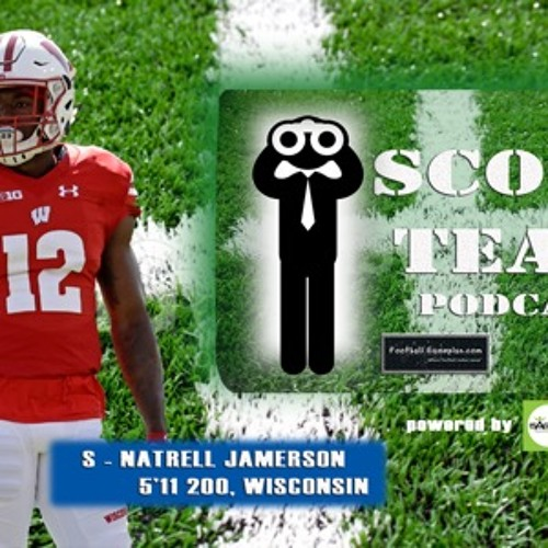 Scout Team Podcast - 2018 NFL Draft Prospect Interview - Natrell Jamerson