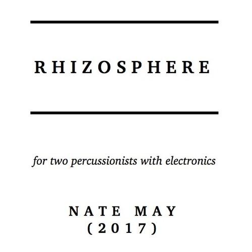 Nate May - Rhizosphere (Premiere)