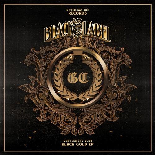 Gentlemens Club - Black Gold EP