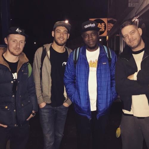 TEPHRA & ARKOZE B2B RAY UPTOWN feat. SENSE MC @KANE FM 3.24.18[Guildford,England]