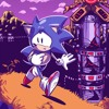 Sonic CD (JPN/PAL) - Palmtree Panic (Bad Future) (SNES Arrange)