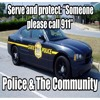 "#AYO 8 Serve and protect: ""Someone please call 911"""