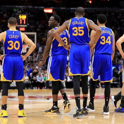 Are the Warriors Done?????